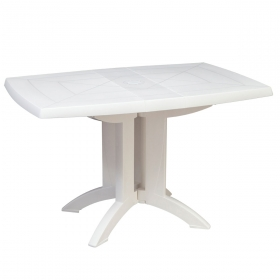 Table de jardin Vega 165x100 Grosfillex - Zendart Design
