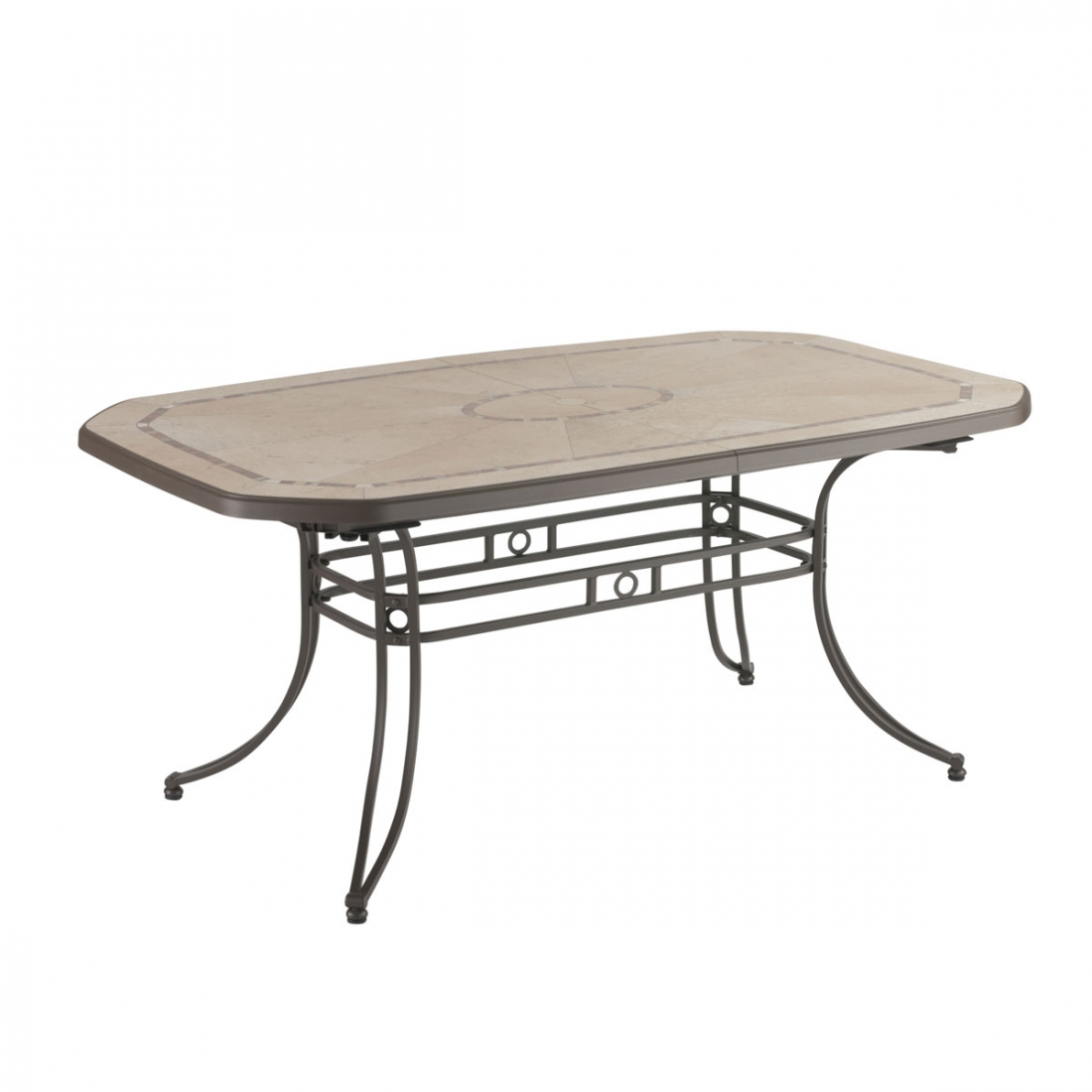 Table design amalfi 220 grosfillex - Table jardin grofilex besancon ...