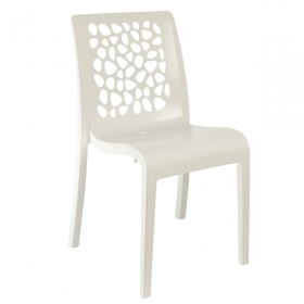 Chaise design GROSFILLEX Tulipe