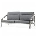 Sofa design Alcedo Two-seater Texsilk TODUS
