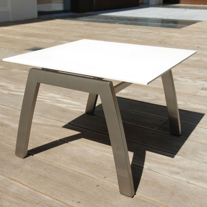 Table d'appoint design Batyline Frameless side table F40 TODUS