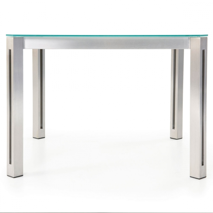 Table design en verre Aria Square TODUS