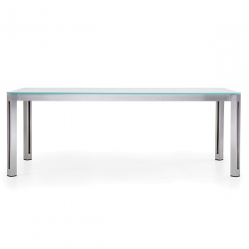 Table design en verre Aria Rectangle TODUS