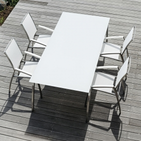Table design en HPL Fornix X-F1 TODUS