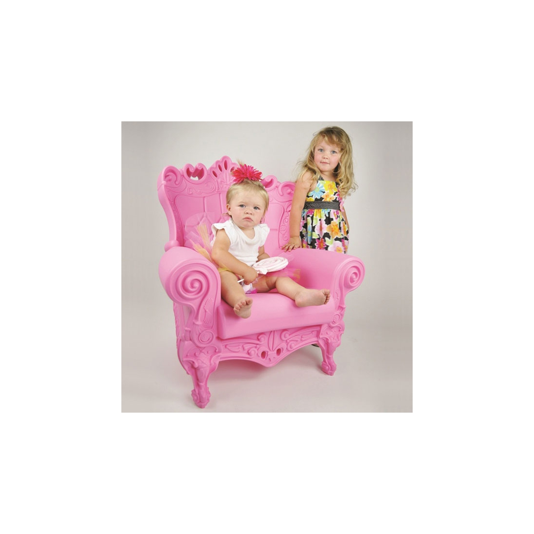 Fauteuil Little Queen of Love |DESIGN OF LOVE