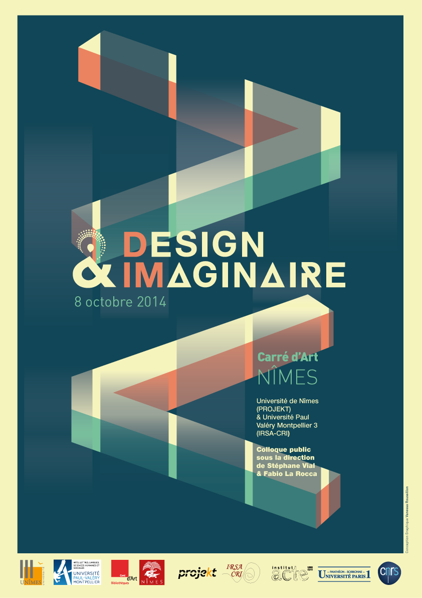 Colloque Design et imaginaire 2014