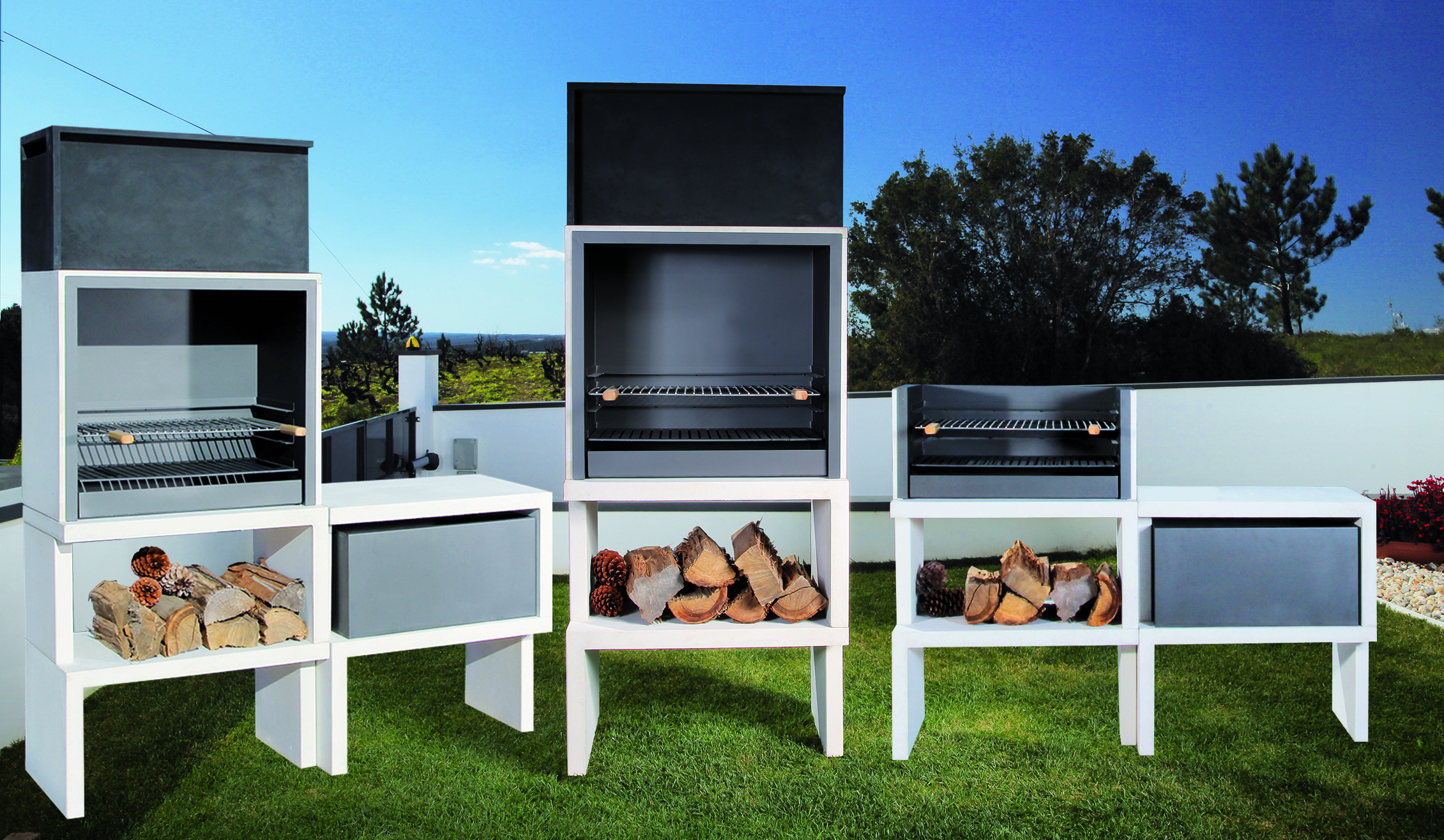 Modele Barbecue Exterieur