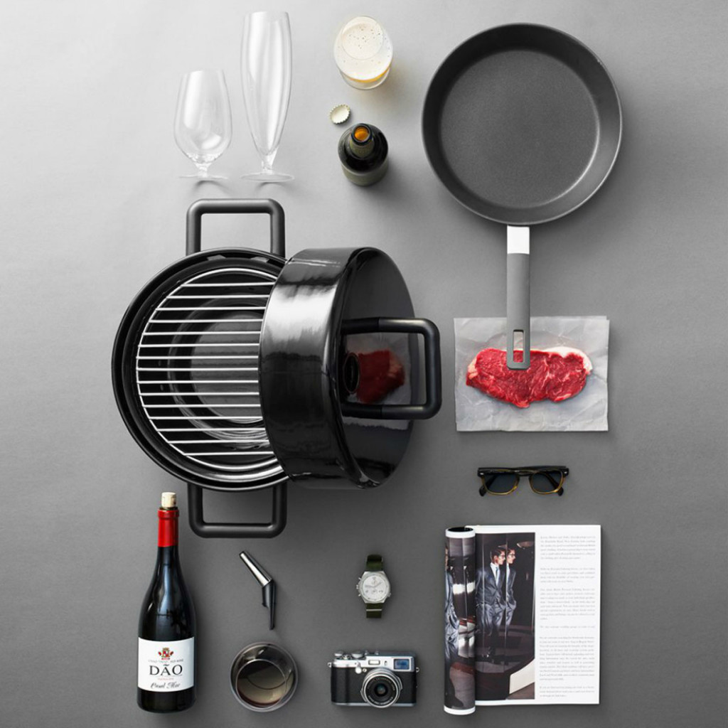 Barbecue Design To Go Grill EVA SOLO