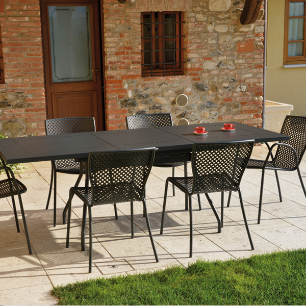 Chaises empilables Sonia 1 RD Italia