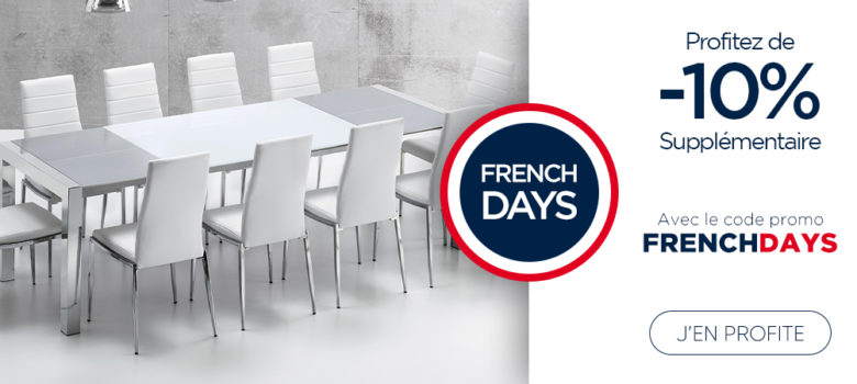 Code promo French Days
