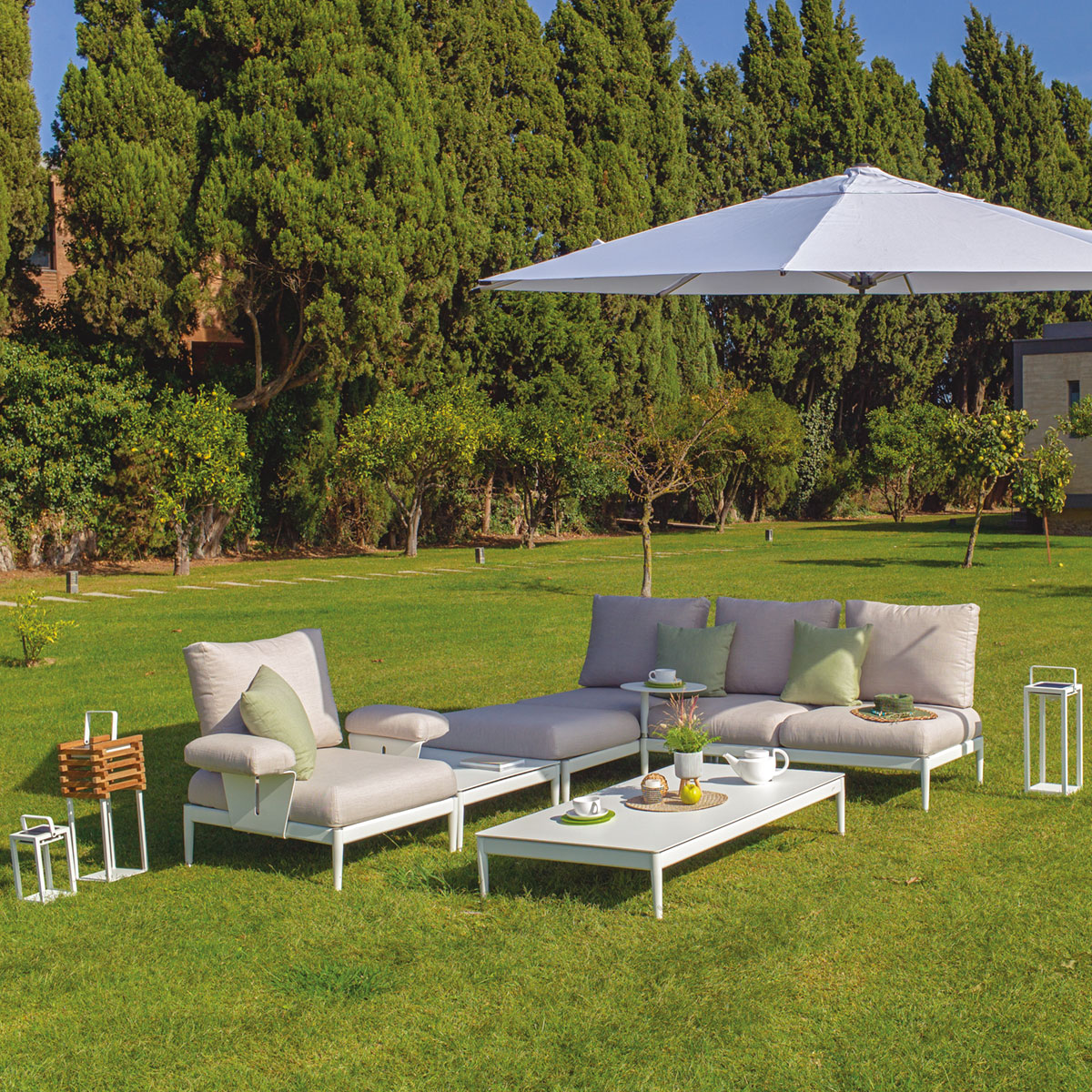ensemble de jardin outdoor